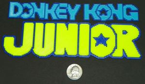 Picture of Donkey Kong Jr Logo
